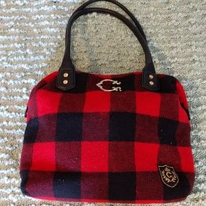 Buffalo Check Flannel Purse